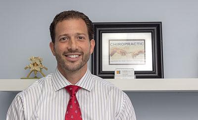 chiropractic office new fairfield ct